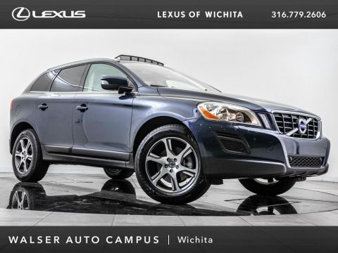 Pre-Owned 2012 Volvo XC60 T6, Panoramic Moonroof, Bluetooth, Heated Seats