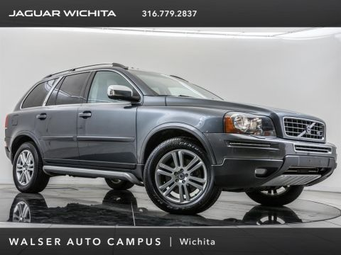 Pre-Owned 2008 Volvo XC90 V8, Rear Seat Entertainment, Moonroof, Leather,